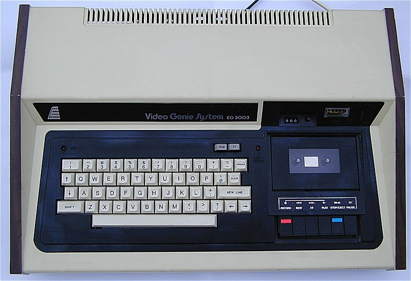 Video Genie - EG3003