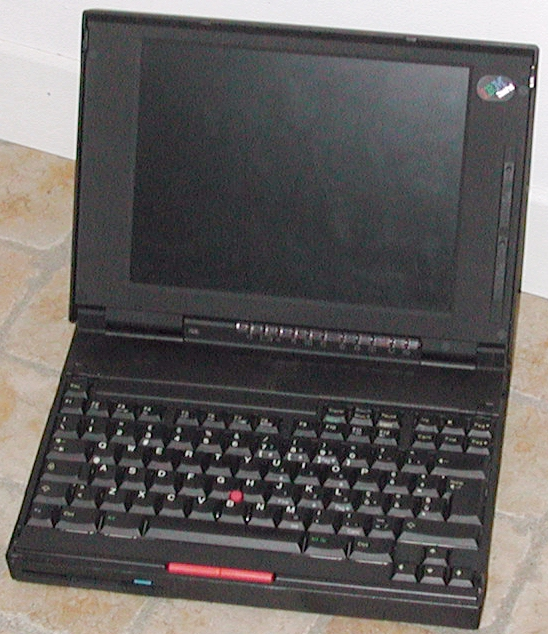 Thinkpad 755Cs  Type 9545 E0C