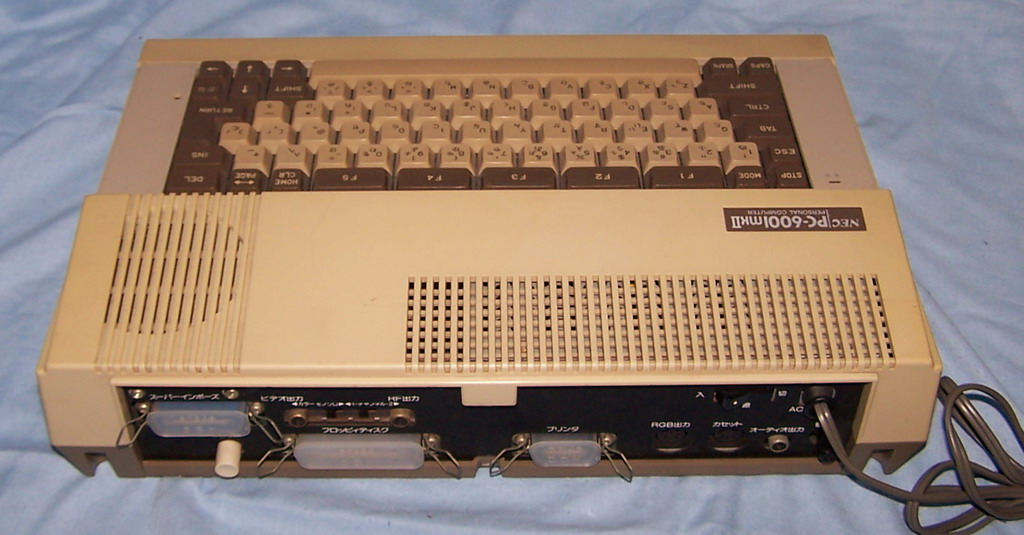 PC-6001 mkII