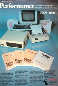Performance Business Machine (Micropro)