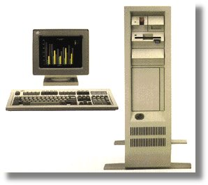 Personal System/2 Model 80 - 8580