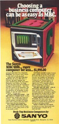 Sanyo Business Systems Corp.