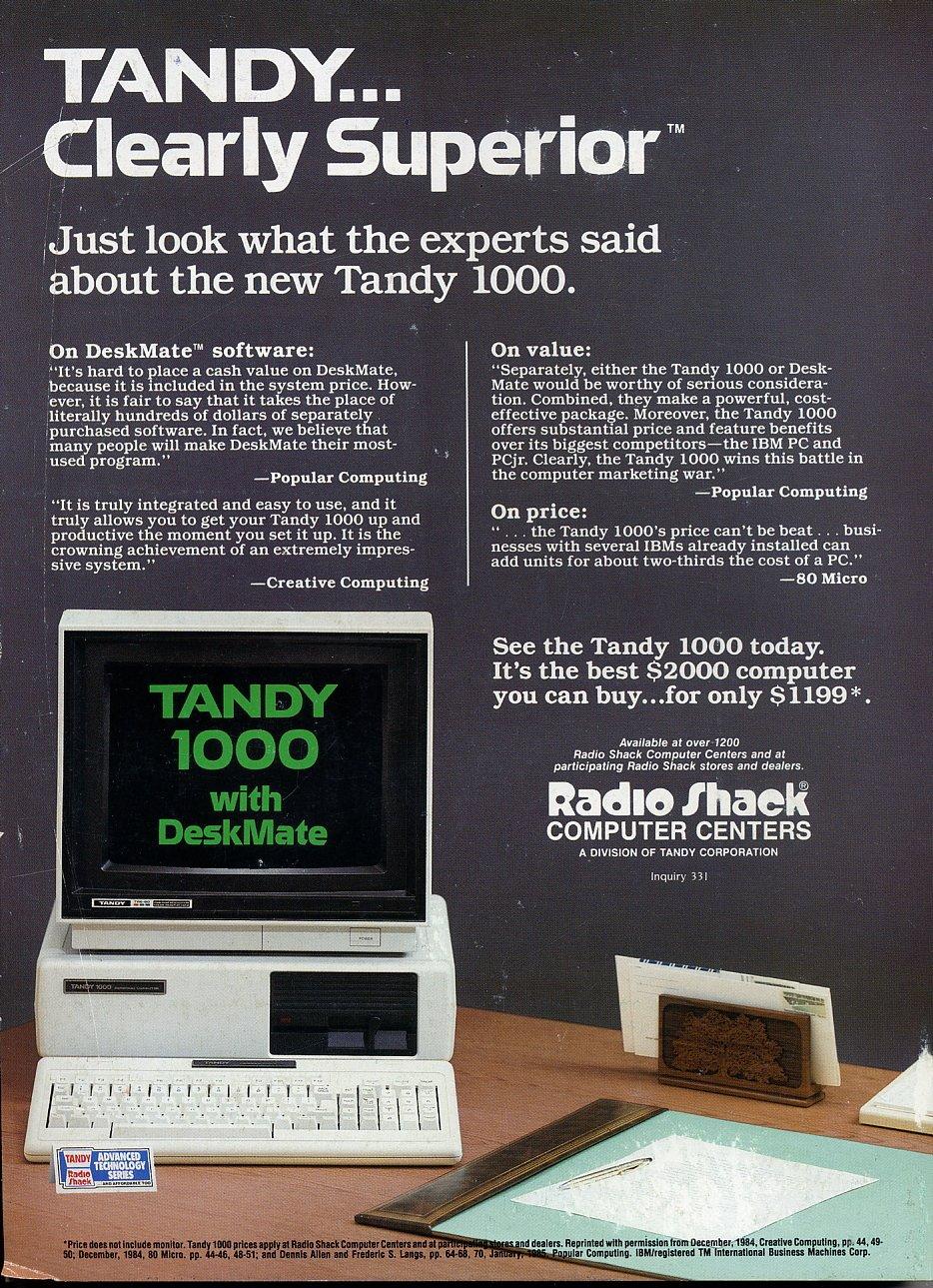 1000 Bit Computer S Description