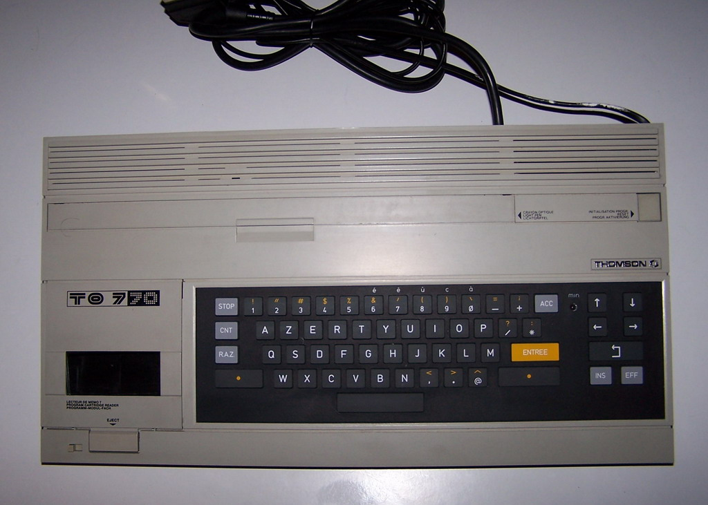 TO7-70 (Rubber keyboard)