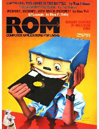 ROM Computer application for living - 1977/08