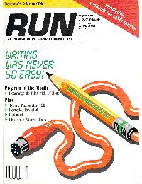 RUN - Issue_44