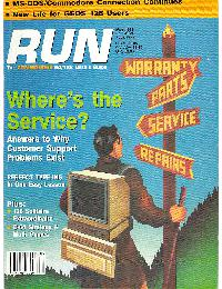 RUN - Issue_65