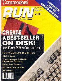 RUN - Issue_85