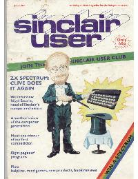 Sinclair User Magazine - 1982/06