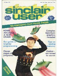Sinclair User Magazine - 1983/02