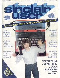 Sinclair User Magazine - 1983/05