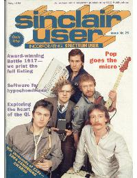 Sinclair User Magazine - 1984/05