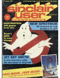 Sinclair User Magazine - 1984/12