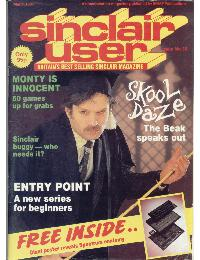 Sinclair User Magazine - 1985/03