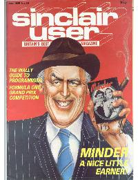 Sinclair User Magazine - 1985/06