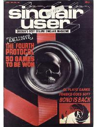 Sinclair User Magazine - 1985/07