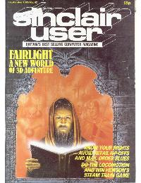 Sinclair User Magazine - 1985/09
