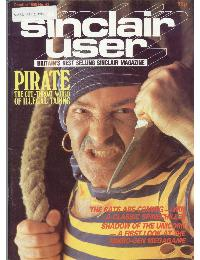 Sinclair User Magazine - 1985/10