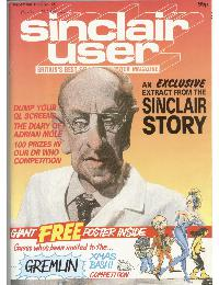 Sinclair User Magazine - 1985/12