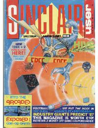 Sinclair User Magazine - 1987/02