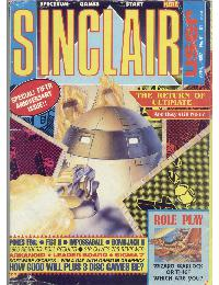 Sinclair User Magazine - 1987/04