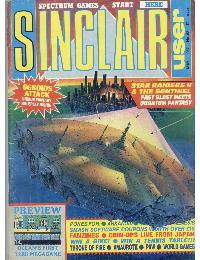 Sinclair User Magazine - 1987/05