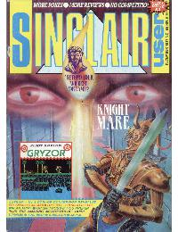 Sinclair User Magazine - 1987/12