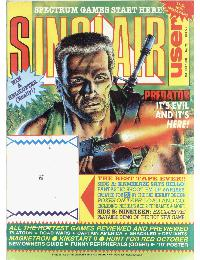 Sinclair User Magazine - 1988/03