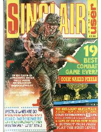 Sinclair User Magazine - 1988/07
