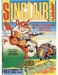 Sinclair User Magazine - 1988/09