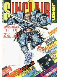 Sinclair User Magazine - 1989/01