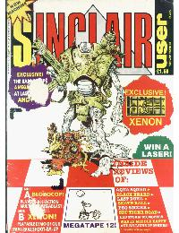 Sinclair User Magazine - 1989/02