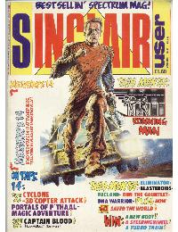 Sinclair User Magazine - 1989/04