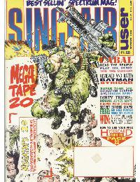 Sinclair User Magazine - 1989/10