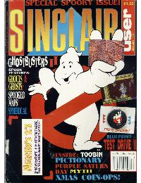 Sinclair User Magazine - 1989/12