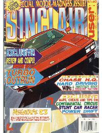 Sinclair User Magazine - 1990/01