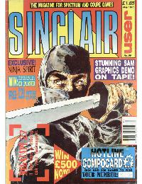 Sinclair User Magazine - 1990/05