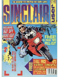 Sinclair User Magazine - 1990/06
