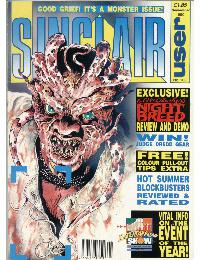 Sinclair User Magazine - 1990/09
