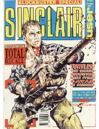 Sinclair User Magazine - 1990/10