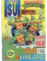 Sinclair User Magazine - 1990/12