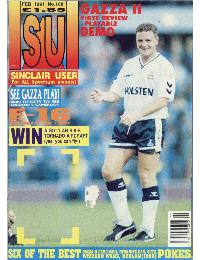 Sinclair User Magazine - 1991/02