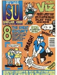 Sinclair User Magazine - 1991/03