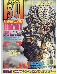 Sinclair User Magazine - 1991/04