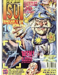Sinclair User Magazine - 1991/05