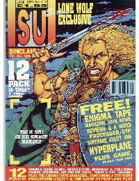 Sinclair User Magazine - 1991/06