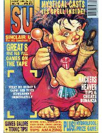 Sinclair User Magazine - 1991/08