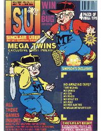 Sinclair User Magazine - 1991/11