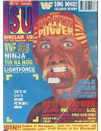 Sinclair User Magazine - 1991/12