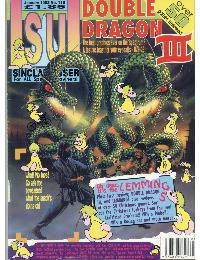 Sinclair User Magazine - 1992/01